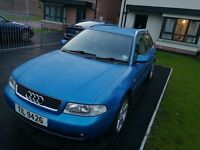 1.9 tdi Audi A4 Estate 2001 FULL MOT