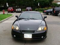 2003 Hyundai Tiburon Special Edition Coupe (2 door)