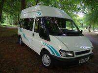 Ford Transit 2L diesel only 71k miles