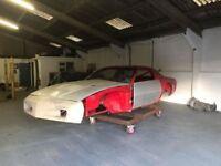 84 firebird circuit car shell