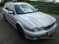 Jaguar X-type Xs Le Awd PETROL MANUAL 2005/55