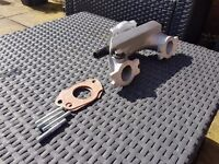Brand New HIF38/HS4 Alloy Inlet Manifold with Gaskets and Bolts Classic Mini