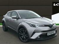 2019 Toyota C HR 1.8 Vvt H Excel Suv 5dr Petrol Hybrid CVT s/s 122 Ps Auto Hatch