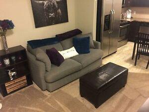 Modern 2 Bedroom Basement Apartment