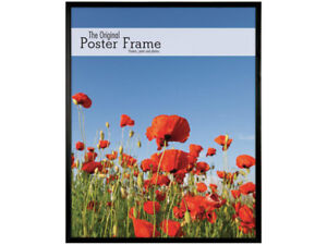 MCS 11x17 Poster Frame Corrugated Back (Same Shipping Any Qty)
