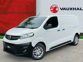 2021 Vauxhall VIVARO PANEL 1.5 Turbo D 2700 Dynamic Panel Van 6dr Diesel Manual