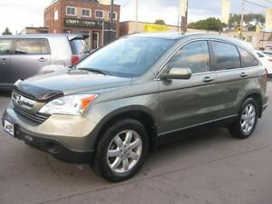 2008 Honda CR-V EX-L SUNROOF, ALLOY