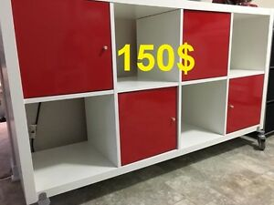 IKEA Bookcase/Shelfs and else.