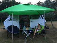 Just kampers sun canopy