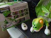 Boomer, Zoomer interactive pet dinosaur