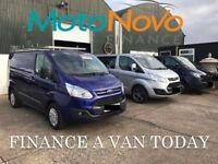 *** 2016 TRANSIT CUSTOM 290 2.2 TDCI LOW ROOF TRADE IN WELCOME ***