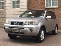 Nissan X-Trail 2.5 i SVE SUV 5dr Petrol Automatic ((W.MILEAGE+SUNROOF+SAT NAV))