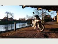 Aprilia Sport City 125cc + NEW MOT