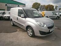 Vauxhall Combo 2000 1.3cdti 16V Sportive 90ps Air Con DIESEL MANUAL (2014)