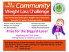 Harlow community weight loss challenge Supporting Avas Pink Quest Harlow