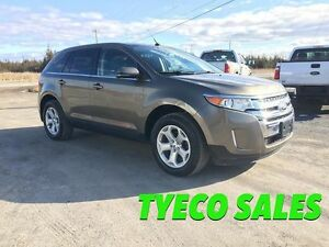 2013 Ford Edge LIMITED AWD NAVIGATION LEATHER