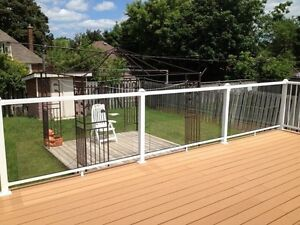 Fences Decks Pergola Stratford Kitchener Area image 2