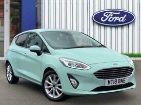 image for 2018 Ford Fiesta 1.0t Ecoboost Titanium BandO Play Series Hatchback 5dr Petrol M