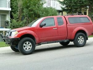 One of a kind 2008 Nissan Frontier Pickup Truck