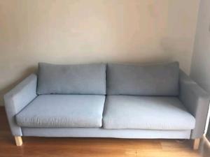 Ikea Three Seats Sofa Still In Warranty
