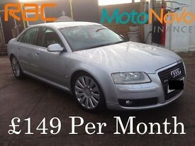 2005 Audi A8 SE Quattro Sport .. PRICE REDUCED