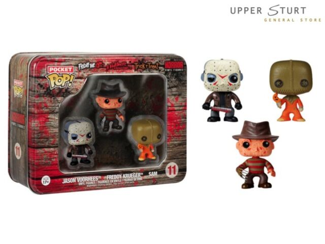 Pocket Pop! Horror 3 Pack Tin Funko FAST 'N FREE DELIVERY