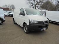 Volkswagen Transporter T28 2.0 Tdi 102Ps Startline Van Sld DIESEL MANUAL (2014)