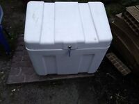 trailer storage box