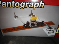 Router/pantograph £40