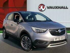 image for 2020 Vauxhall CROSSLAND X 1.2 Turbo Ecotec Griffin Suv 5dr Petrol Manual s/s 110