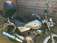 Yamaha custom YBF 125cc