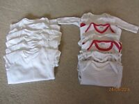 New Born Baby Boy Clothes Bundle (up to 10 lbs)