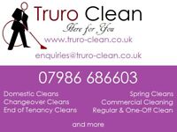 Truro Clean - Professional Cleaning Services