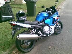 2009 Suzuki GSX650F Motor bike Rockhampton Rockhampton City Preview