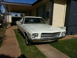 1974 Holden HQ Belmont Ute Hillston Carrathool Area Preview