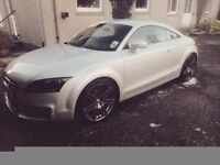 Audi to S line special edition 6 speed 170bhp silver 57000 miles
