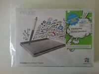 Wacom Creative Pen & Touch Tablet - size S