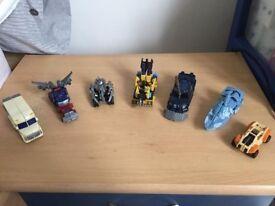 Transformers vehicle bundle
