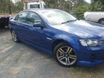 2008 Holden Commodore VE SV6 wrecking for spare parts .