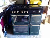 Range Cooker for sale. Gas Hob with Electric Oven and Grill