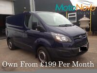 2015 Ford Transit Custom 270 Eco-Te 2198cc