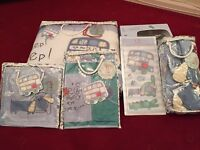 REDUCED - Babies R Us Alphabed nursery set (6 items) – brand new, never used