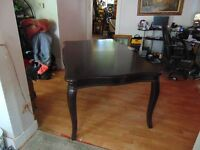 Brand New Captains Table with 4 Captains Chairs