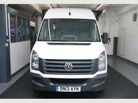 Volkswagen Crafter 2.0TDi ( 109PS ) CR35 LWB