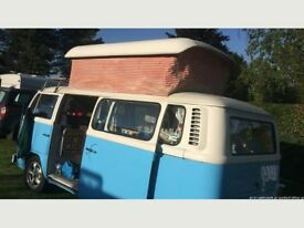 T2 Bay Window VW Campervan Historic vehicle 2 Axle-Rigid body Right hand drive