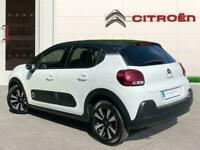 2019 Citroen C3 1.2 Puretech Flair Hatchback 5dr Petrol Manual s/s 82 Ps Hatchba