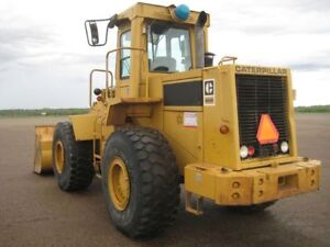 WANTED: Radiator for CAT wheel loader 950B