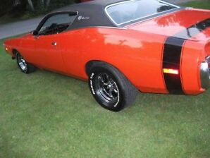 1972 charger s/e