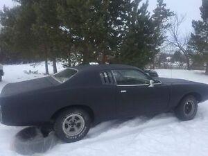 1974 Dodge Charger Mopar 400 BB