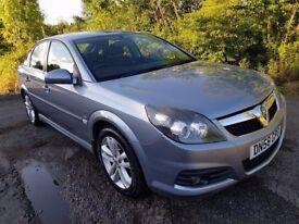 2008 *58* Vauxhall Vectra SRi CDTi 120Bhp 6 Speed *DIESEL*TOWBAR*LOW MILES*Service History*55mpg